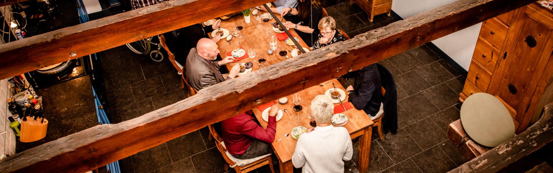 Diner bij de Oude Keuken-14