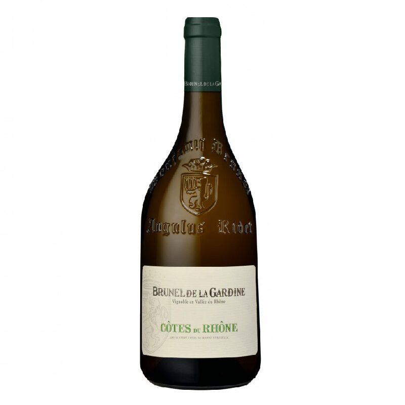 Côtes du Rhône Blanc aoc 'Brunel de la Gardine'