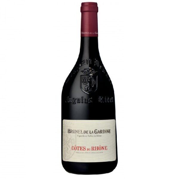 Côtes du Rhône Rouge aoc 'Brunel de la Gardine'